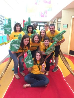 How Going 'All In' on a Theme Makes for a Joyful and Fun Learning Experience  at Douglas Elementary
